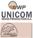 Exportadores ISO (9000 O 14001) Empresas  - SC UNICOM WOOD PRODUCTION SA
