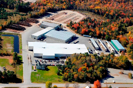 Empresas Madereras De canadá - Kennebec Lumber Company (Canadian & Export Sales Office)