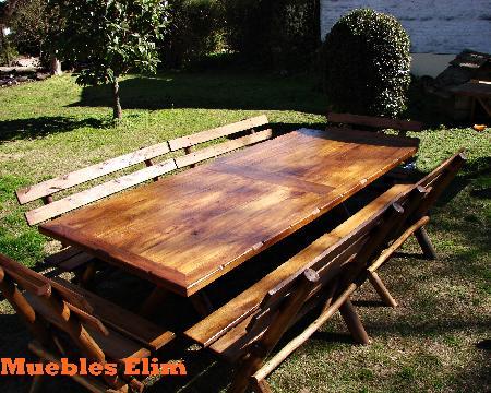 Muebles Elim - Productor de muebles de jardín