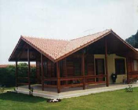 Nossa casa construtora de obras fabricantes de casas de - Fabricantes de casas de madera ...